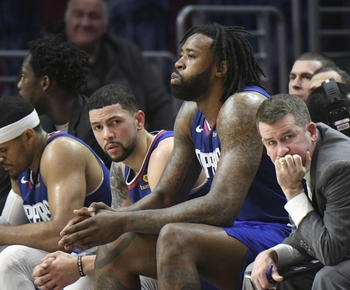 Clippers eliminated, still 5 spots up for grabs out West
