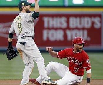 Balanced Oakland Athletics outlast Ohtani-less Angels 7-3