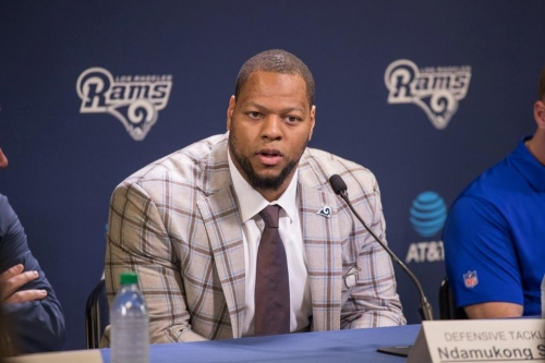 Rams DT Ndamukong Suh believes Los Angeles has 'a lot of things to prove' next season
