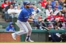 Despite shaky relief work, Jays beat Rangers