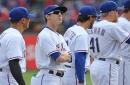 Rangers notebook: Slow-healing blister keeps Tim Lincecum from bullpen session; Joey Gallo crushes a 445-foot home run