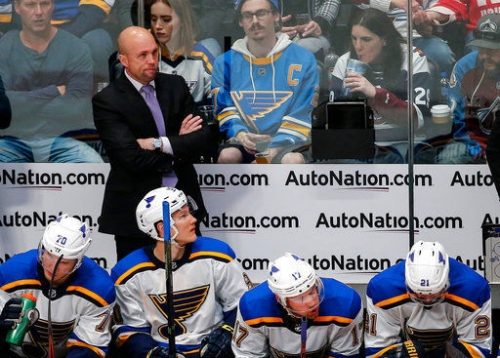 Outside looking in: Four reasons Blues missed playoffs