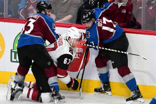 Colorado Avalanche Ride the Rookie Wave to the Playoffs