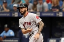Blake Swihart is still waiting for his chance