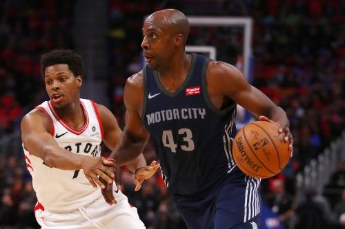 Detroit Pistons lose home finale against Toronto Raptors, 108-98