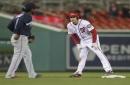 MLB roundup: Scherzer steals, throws 5th shutout, Nats top Braves 2-0