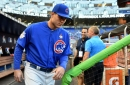 Cubs roster move: Anthony Rizzo to DL, Efren Navarro recalled from Iowa