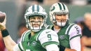 Jets 'unlikely' to retain Christian Hackenberg, may cut Bryce Petty