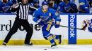 Blues' Tarasenko to undergo shoulder surgery; out 4-6 months