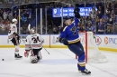 Vladimir Tarasenko out four to six months with dislocated shoulder