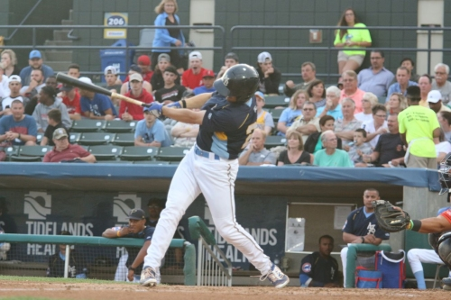 Minor League Wrap: South Bend erases 8-run deficit to win 13-11.