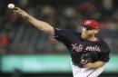 Strasburg's 8 scoreless innings help Nats stymie Braves