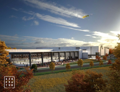 County Port Authority to pay $2 million to fund Blues practice facility