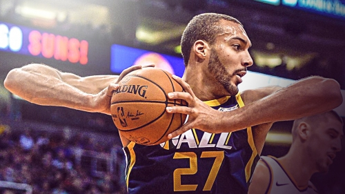 Rudy Gobert didn't think 3rd seed was a possibility upon return from injury