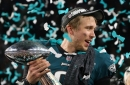Nick Foles wrote a memoir about winning the Super Bowl