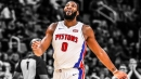 Andre Drummond second player in 40 years to average more than 16 rebounds