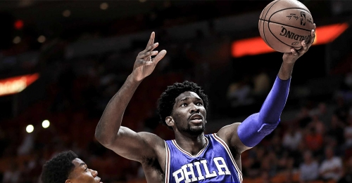 Sixers news: Joel Embiid likely out Game 1 of playoffs
