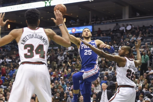 Bucks vs. 76ers Game Thread