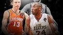 Kobe Bryant says he, Steve Nash were 'outcasts' in 1996 NBA Draft