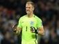 Patrice Evra backs Joe Hart for 2018 World Cup