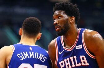 Nick Wright reveals how far Embiid, Simmons can take Philly in the NBA Playoffs