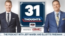 31 Thoughts, The Podcast: Big decisions looming around the NHL