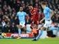 Liverpool midfielder Alex Oxlade-Chamberlain: