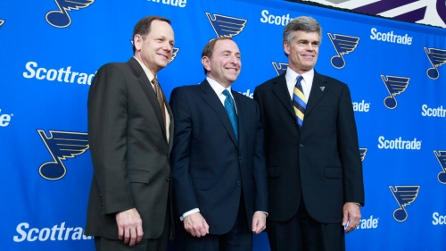 Previous Blues owners selling remaining minority interest