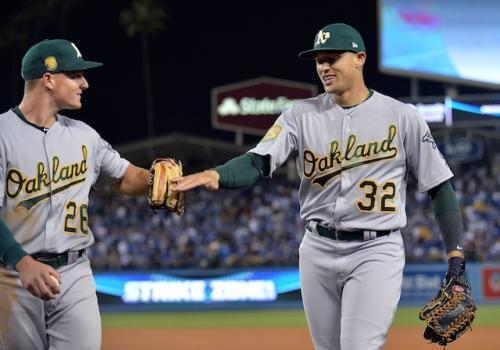 Dodgers News: Trayce Thompson Says Robbing Yasiel Puig's Home Run 'Felt Good'