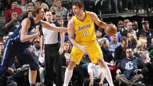 Lakers news: Brook Lopez unsure of impending free agency