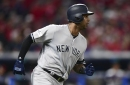 Yankees activate outfielder Aaron Hicks from disabled list