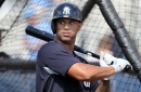 Yankees activate Aaron Hicks from disabled list