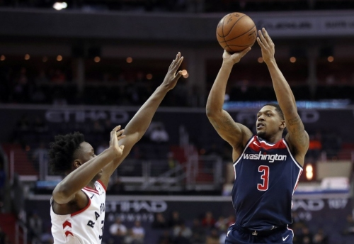 Wizards relishing 'underdog' role against Raptors, the opponent they wanted