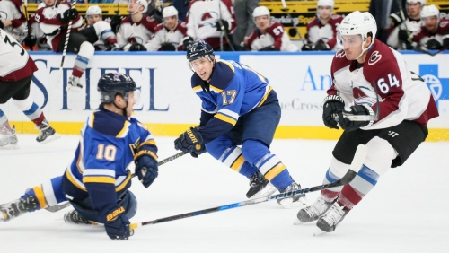 5 Blues named to Team Canada for 2018 World Championship