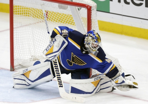 Will he stay or will he go? Blues' Hutton is free agent with stellar record