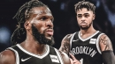 D'Angelo Russell closest thing to All-Star, says teammate DeMarre Carroll