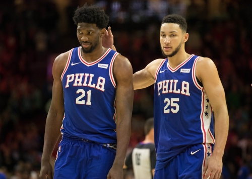 Process has arrived: The 76ers are the dark horse team of the Eastern Conference playoffs