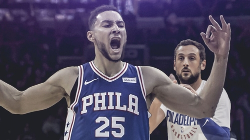 Marco Belinelli describes Ben Simmons as 'out of this world'