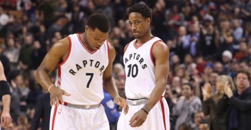 Raptors looking to shake off 16-year Game 1 skid