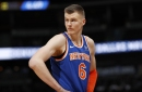 Knicks would be wise to get Porzingis' input on coach in meeting