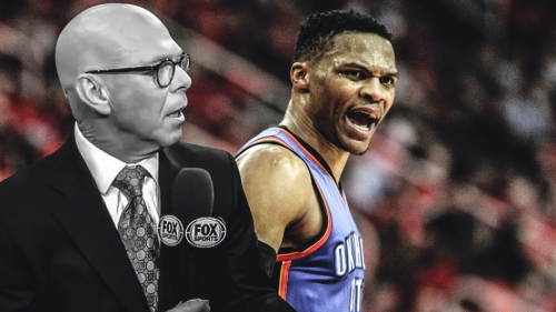 OKC Thunder suspend play-by-play announcer Brian Davis after questionable remark