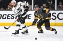 What to watch for in Game 2 of the first-round series between the Golden Knights and Kings