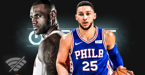 Sixers' Ben Simmons goes on social media blackout similar to LeBron James