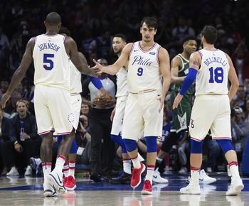 Process no more: 76ers' awaited playoff push starts vs. Heat