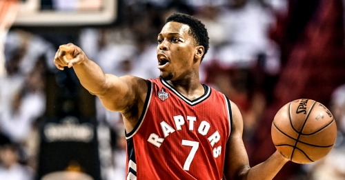 Kyle Lowry treating Game 1 as Game 7 in 2018 NBA playoffs