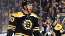 Bruins-Leafs Game 2: Riley Nash Out; Ryan Donato Likely In If Tommy Wingels Sits