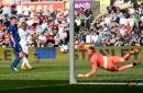 Swansea City 1-1 Everton: Jordan Ayew scores on return as Swans claim a point