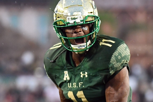 USF's Marquez Valdes-Scantling is a Jeff Janis-like WR project
