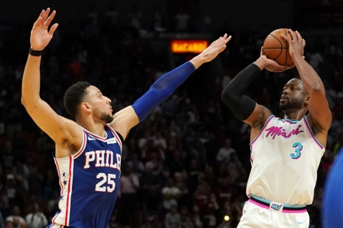 Heat at Sixers: Game 1 Preview