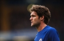 Southampton boss Mark Hughes slams Marcos Alonso for horror challenge on Shane Long in Chelsea defeat
